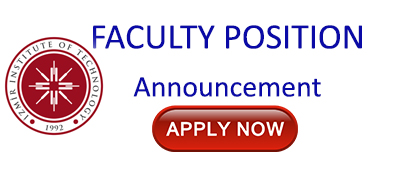 Open Faculty Positions at Physics Department, İzmir Institute of Technology